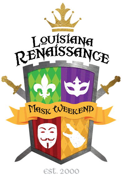 Mask Weekend Theme Logo
